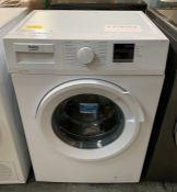 BEKO WTL74051W WASHING MACHINE