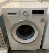 BOSCH WAN28201GB WASHING MACHINE