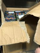 1 LOT TO CONTAIN A LARGE ASSORTMENT OF DUAL BEAM PROJECTORS / RRP £20.00 PER BOX / UNTESTED CUSTOMER