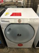 HOOVER WASHING MACHINE - AWMPD610LHO8-80 / RRP £499.99 / UNTESTED, USED. VERY LIGHT COSMETIC DAMAGE,