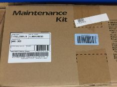 1 LOT TO CONTAIN A MK 360 MAINTENANCE KIT, THIS INCLUDES 3 LARGE INK CARTRIDGES, UNSURE OF BRAND