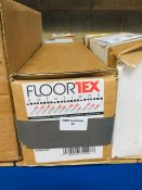 1 LOT TO CONTAIN A FLOORTEX ANTI MICROBIAL DESK PROTECTOR 150CM X 90CM - L2