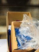 1 LOT TO CONTAIN AN ASSORTMENT OF OFFICE SUPPLIES, ITEMS TO INCLUDE: SEALED AIR POSTAL BAGS,