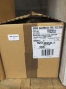 1 LOT TO CONTAIN A BOX OF BUBBLE BAG PREMIUM SMALL SELF SEAL - L3