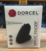 MARC DORCEL MAGIC FINGER RECHARGEABLE STIMULATOR / RRP £32.00 / UNTESTED SOURCED FROM LA REDOUTE (