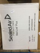 1 LOT TO CONTAIN A BOX OF SEALED AIR K/7 BUBBLE LINED POSTAL BAGS - L3