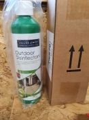 ONE LOT TO CONTAIN ONE UNOPENED BOXED BOTTLE 'HOUSE OF BATH' OUTDOOR DISINFECTANT