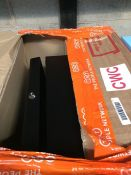 1 LOT TO CONTAIN A LOCKABLE METAL STORAGE BOX IN BLACK - L3