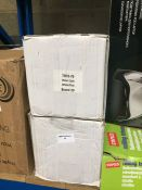1 LOT TO CONTAIN 2 X BOXES OF 76MM TILL ROLLS - L3