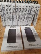 ONE LOT TO CONTAIN FIFTEEN (X15) BOXED 'EVUTEC KARBON S BLACK' IPHONE SE / 5 / 5S CASES. SAME