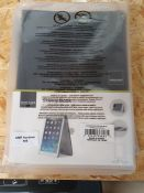 ONE LOT TO CONTAIN TWO (X2) IPAD AIR 'ACME MADE' SKINNY BOOK SLEEEVES. BLACK. ALL AS NEW IN ORIGINAL