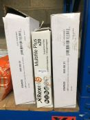 1 LOT TO CONTAIN 3 BOXES OF SUSPENSION FILES A4 - L3