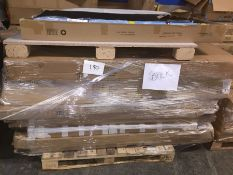 1 LOT TO CONTAIN A BULK PALLET OF GRADE C - D AND PART LOT ASSORTED FURNITURE