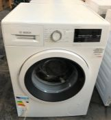 BOSCH WAT28371GB WASHING MACHINE
