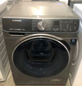 SAMSNG WW10M86DQOO/EU QDRIVE WASHING MACHINE
