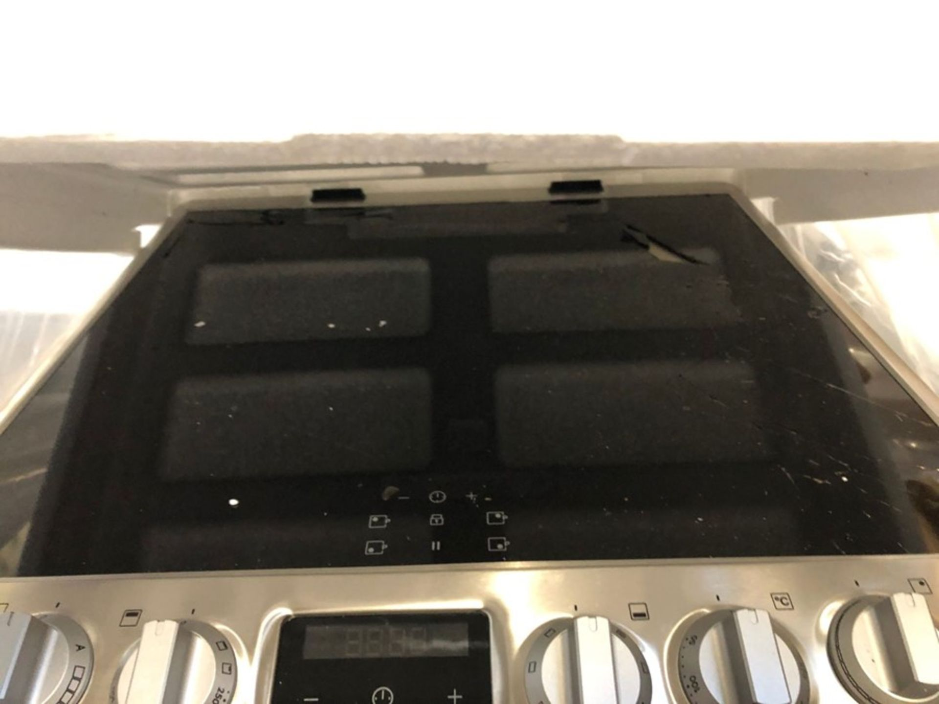 AEG CIB6740ACM DOUBLE ELECTRIC COOKER - Image 2 of 2