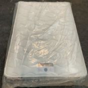 SILENTNIGHT POCKET MEMORY 1000 MATTRESS/ SIZE: DOUBLE
