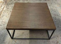 JOHN LEWIS CALIA COFFEE TABLE