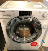 HOOVER HBWM 914DC-80 INTEGRATED WASHING MACHINE
