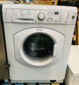 HOTPOINT WMF760P WASHING MACHINE / RRP £230
