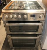 HOTPOINT HUG61X ULTIMA GAS COOKER