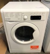 INDESIT IWDD 75125 FREESTANDING WASHING MACHINE