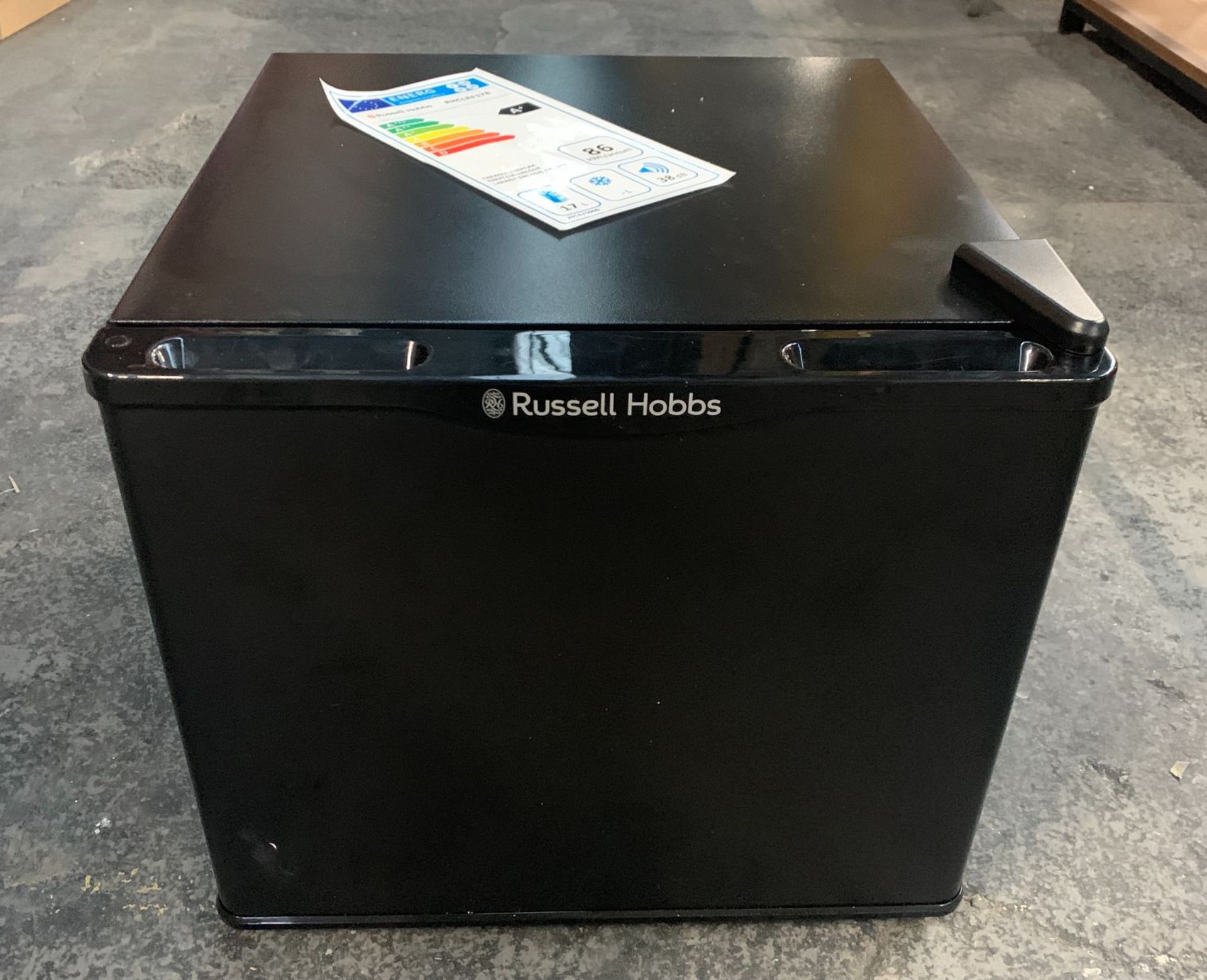 RUSSELL HOBBS RHCLRF17B TABLE TOP COOLER