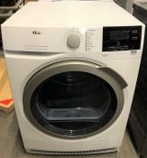 AEG T7DBG832R HEAT PUMP DRYER