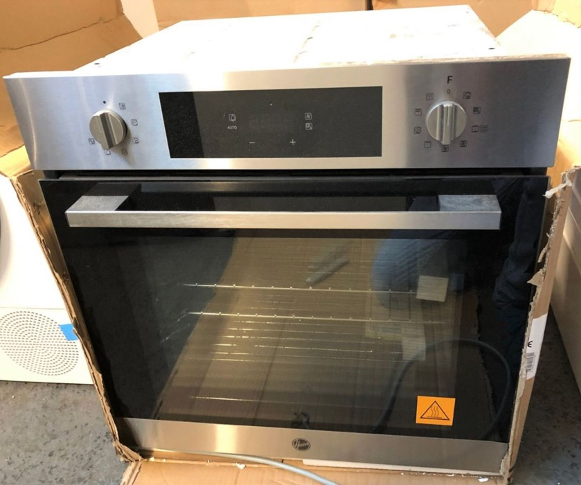 HOOVER H-OVEN 300 HOC3BF5558IN 59CM BUILT-IN SINGLE ELECTRIC OVERN