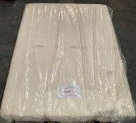 COOL TOUCH MATTRESS / SIZE: DOUBLE / WITH REMOVABLE WASHABLE COVER