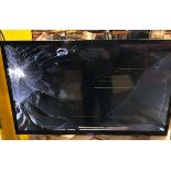 """LINSAR 32"""" LED HD READY 720P TV WITH FREEVIEW HD 32LED400 RRP £149.00"""