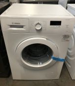 BOSCH WAJ28008GB WASHING MACHINE