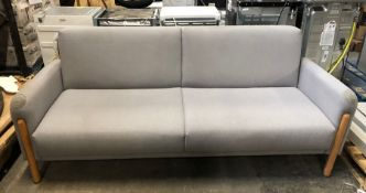 HOUSE BY JOHN LEWIS SHOW WOOD SOFA BED