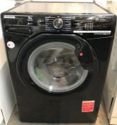 HOOVER DXOA68LB3B FREESTANDING WASHING MACHINE