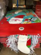 VERY LARGE NUMBER OF CHRISTMAS STOCKING BAGS / AS NEW (IMAGES ARE FOR ILLUSTRATION PURPOSES ONLY -