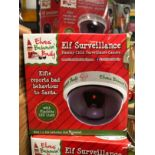 APPROX 30 X ELF SURVEILLANCE CAMERAS / RRP £150.00 (IMAGES ARE FOR ILLUSTRATION PURPOSES ONLY - WE