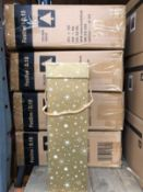 4 X BOXES OF CHRISTMAS THEMED BOXES / 4 CRIMBO BOXES PER BOX / LIKE NEW (IMAGES ARE FOR ILLUSTRATION