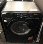 HOOVER DXOA68LB3B FREESTANDING WASHING MACHINE