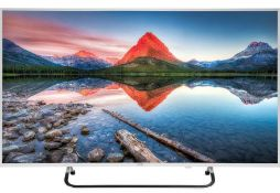 """JVC 40"""" FULL HD LED TV IN WHITE - 40C591 / RRP £230.00 / TESTED AND WORKING. LIKE NEW, WAS FACTORY"""