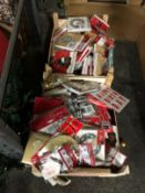 2 X BOXES OF CHRISTMAS CARDS / LIKE NEW