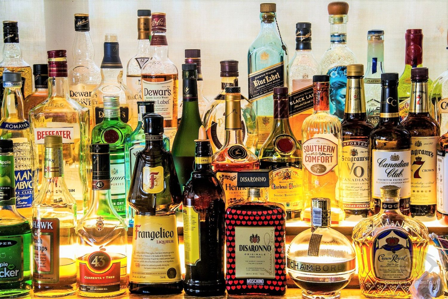 Christmas Booze Bonanza, Featuring Branded Champagne, Prosecco, Tequila, Patron, Whisky, Rum, Gin, Sambuca ***OVER 18's ONLY***