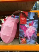 4 X FLYING PIG LIGHTS / COMBINED RRP £100.00 / UNTESTED CUSTOMER RETURNS