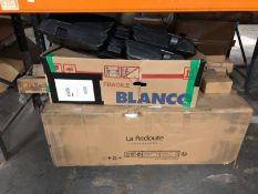 1 X BULK PALLET OF LA REDOUTE GRADE C/D MISMATCH FURNITURE / COLOURS, SIZES AND CONDITIONS MAY VARY