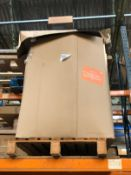 1 X BULK PALLET OF LA REDOUTE TEXTILES GRADE A/D / SIZES, COLOURS AND CONDITIONS MAY VARY
