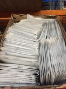 1 LOT TO CONTAIN A LARGE QUANTITY OF SEALED AIR MAIL LITE BUBBLE LINED ENVELOPES - L4