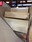 1 LOT TO CONTAIN AN ASSORTMENT OF OFFICE STOCKS, ITEMS TO INCLUDE : ENVELOPES, SUSPENSION FILES -