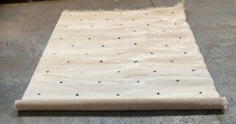 LA REDOUTE AVA SPOTTED BERBER-STYLE RUG/ SIZE 200X290