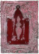 """Entre les Jours (1994)Colour etching on hand made paper. Signed. Numbered """"6/75"""".Brisson, Pierre-"""