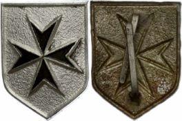 Kleinabzeichen, Mitgliedsnadeln 1871-1945 Jungdeutscher Orden, Abzeichen der Ordensschwestern, 1.
