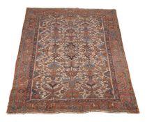 † A Persian carpet
